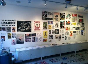 'Taking it to the Streets!' exhibition