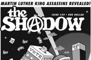 'The Shadow' newspaper